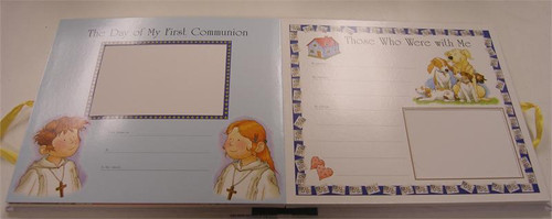 My First Communion Large Book