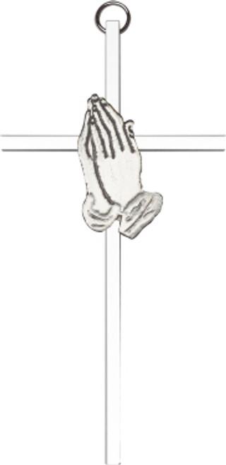 Bliss Praying Hands Cross