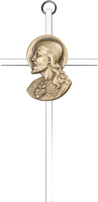 Bliss Sacred Heart Cross