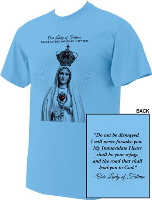100 Year Anniversary Fatima T-shirt