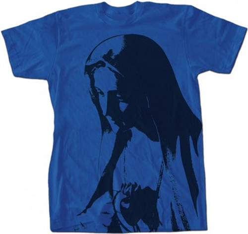 Our Lady of Fatima Graphic Poly T Shirt