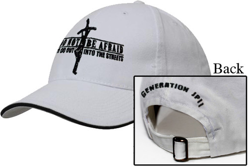 Be Not Afraid Generation JPII Embroidered Hat
