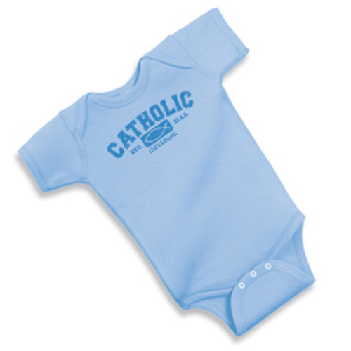 Catholic Original Baby Onesie
