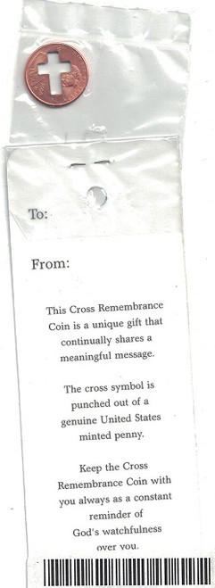 Back of bookmark