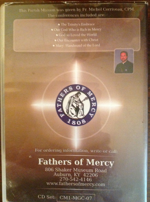 The Kingdom of Heaven is at Hand by Father Michel Corriveau CD