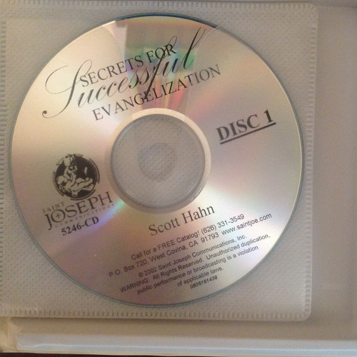 Secrets for Successful Evangelization by Scott & Kimberly Hahn CD