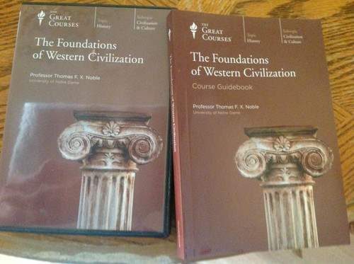 The Foundations of Western Civilization Great Course