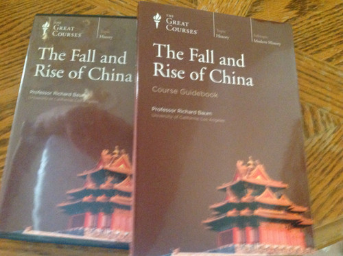 The Fall and Rise of China Great Course