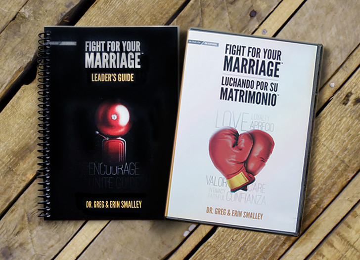 Fight For Your Marriage DVD Bilingual