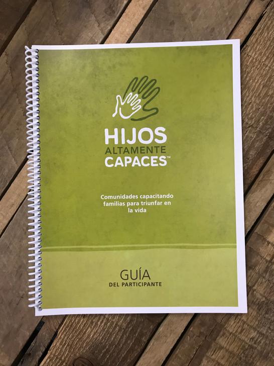 Guía del Participante - Particpant Guide Spanish