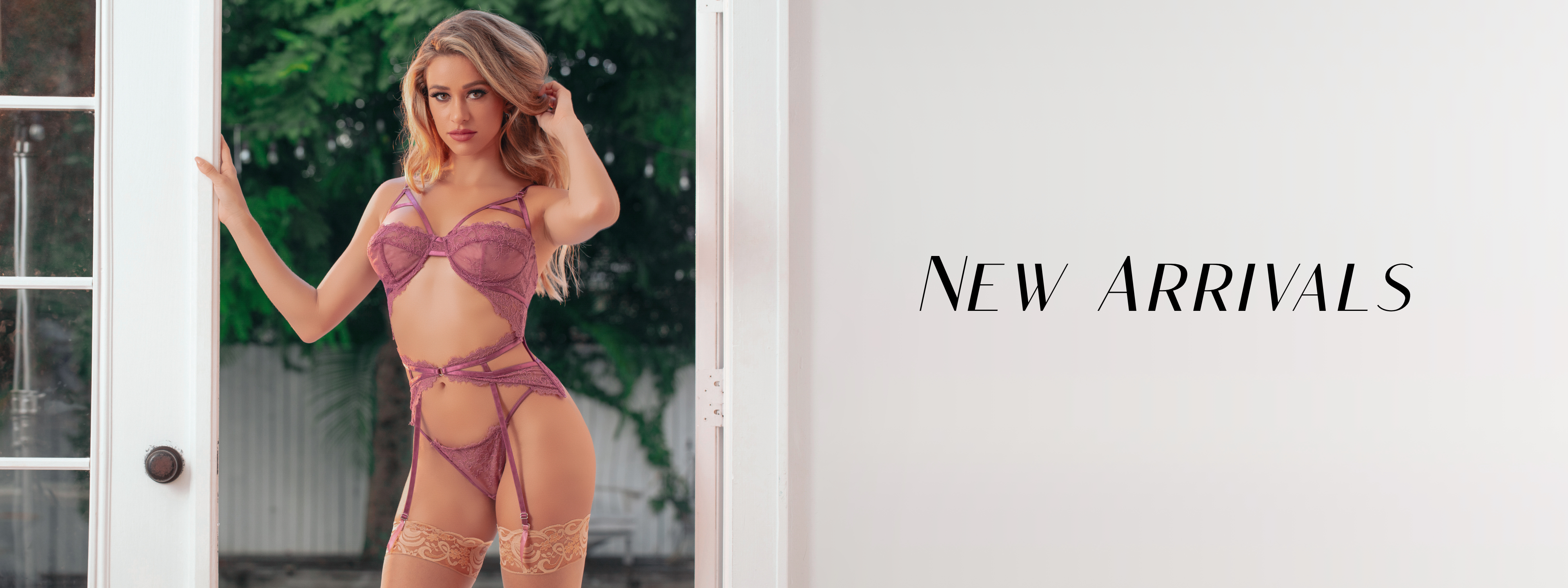 New Sexy Lingerie and Swimsuits Arrivals