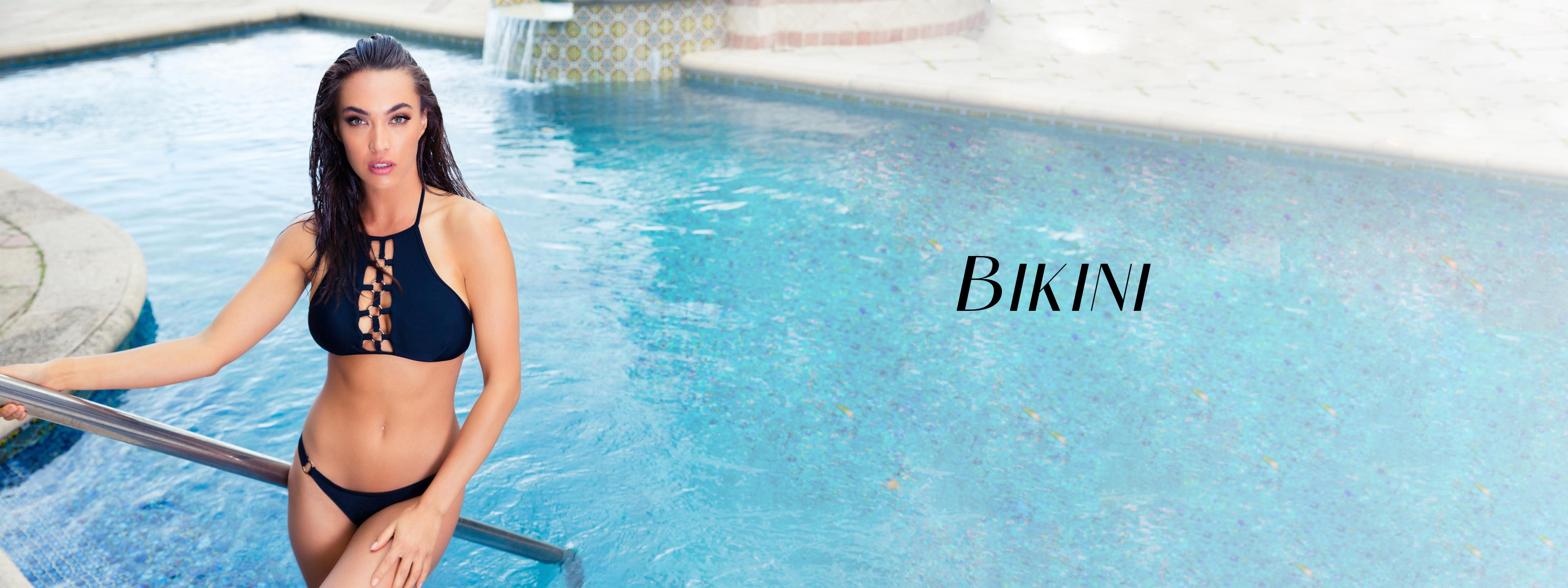 2-Piece Bikini Swim | Top and Bottom Set