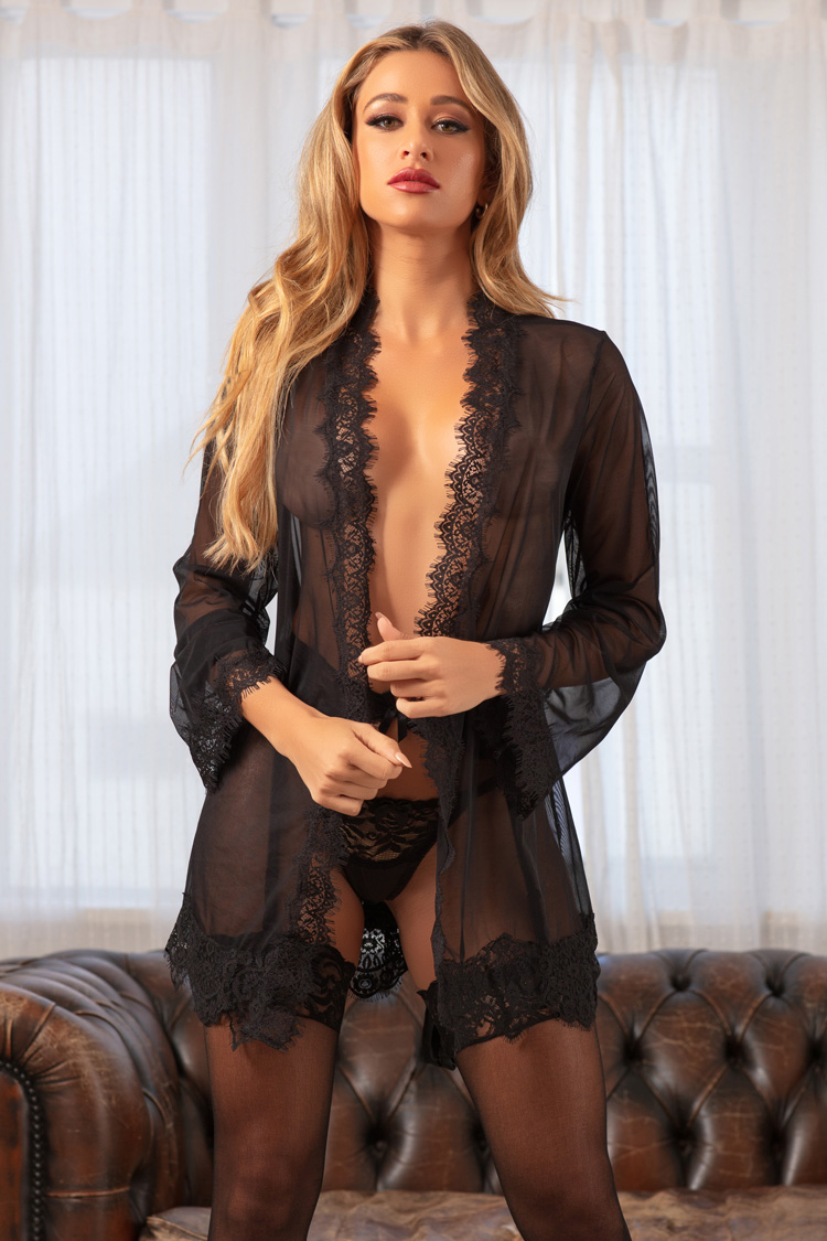 Sexy Loungwear and Robes Lingerie