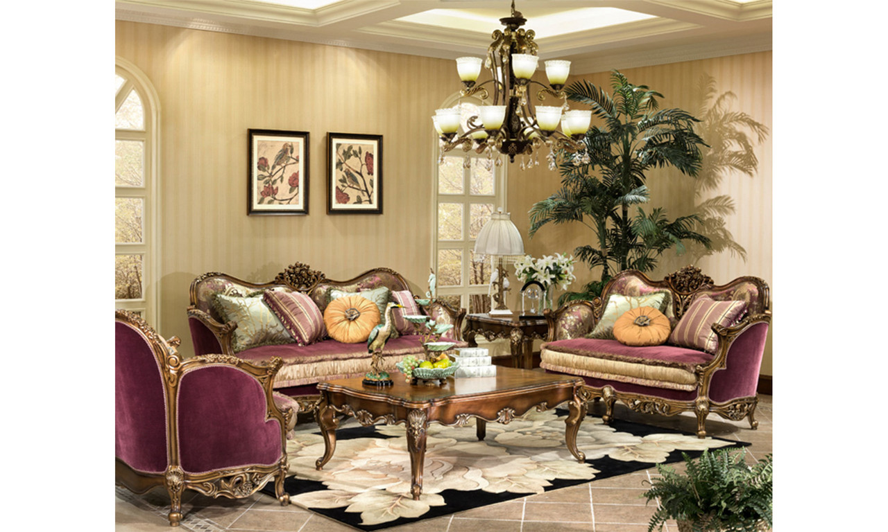 Royal Isabella Living Room