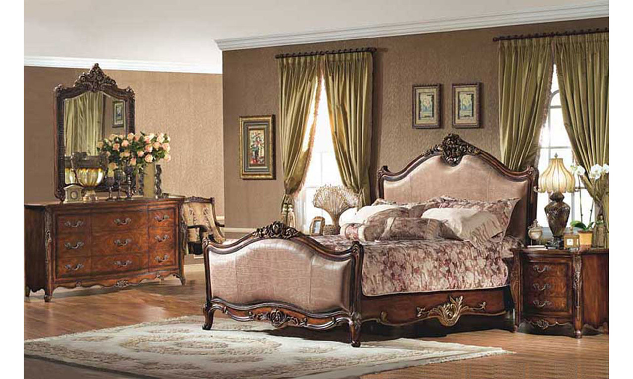 Ambrose Hilliard Bedroom