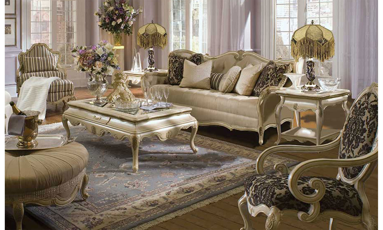 Caravelle Pearl Living Room