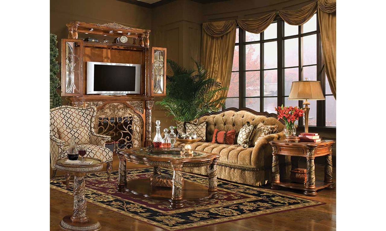Renaissance Living Room