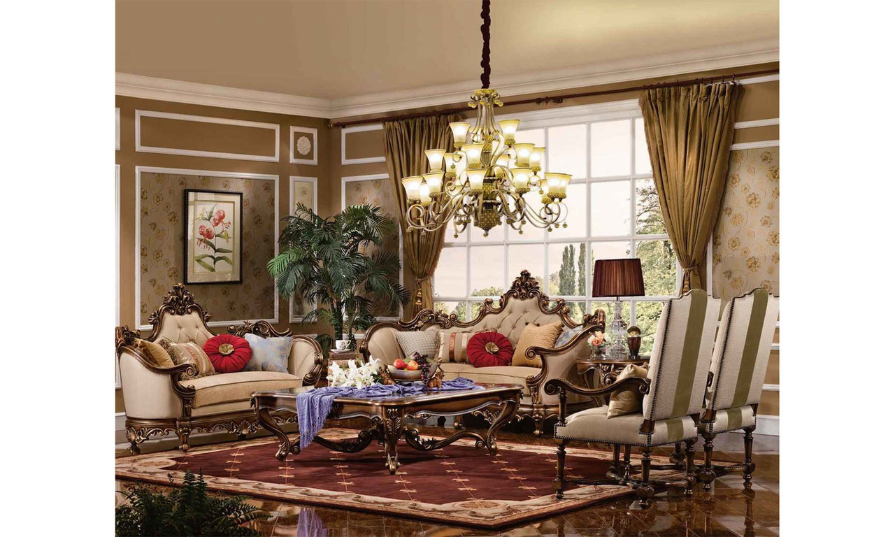 Camila Living Room