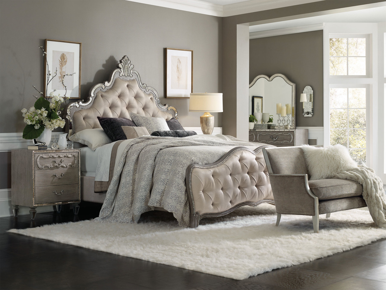 Selena Bedroom