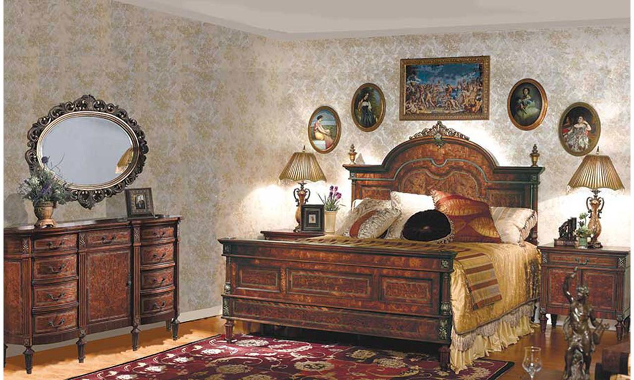 Louis 16th Bedroom