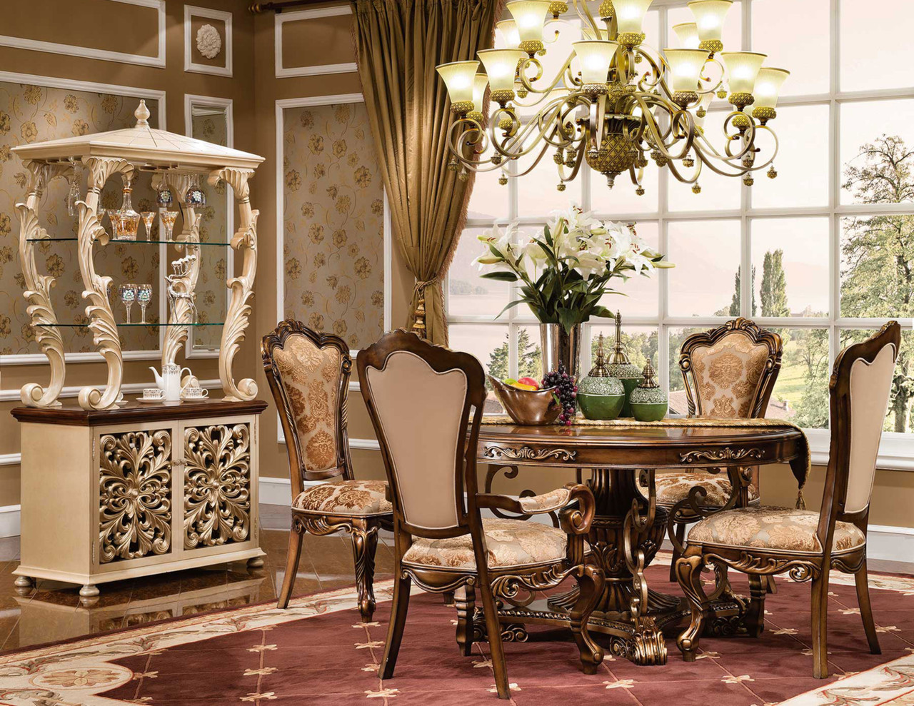Valentino Dining Room