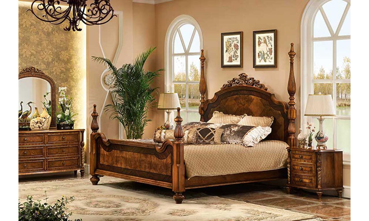 Montague Bedroom