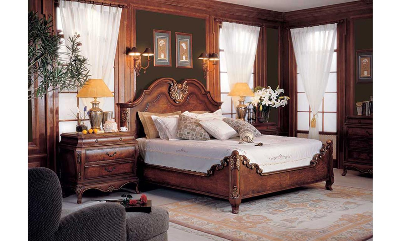 Captain Davenport Bedroom