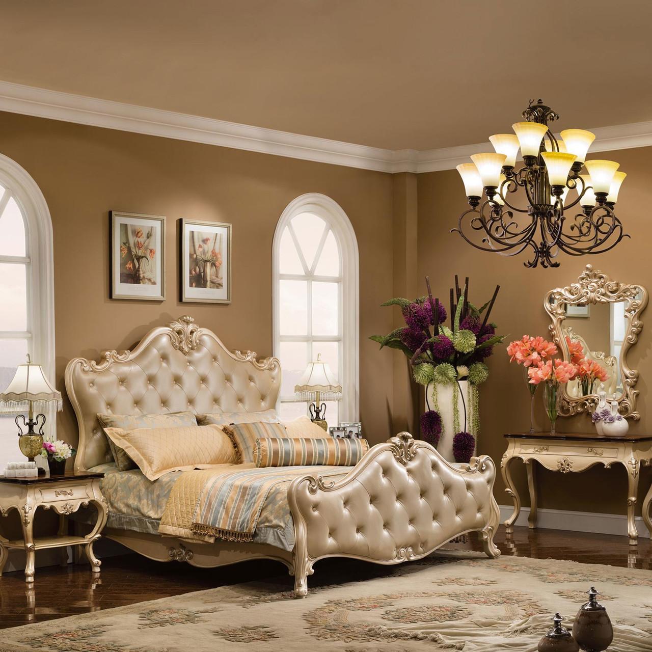 Palais d'Opale Bedroom