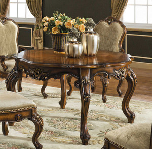 Palisades Antique Walnut Dining Table