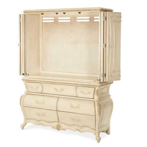 Caravelle Pearl Media Chest