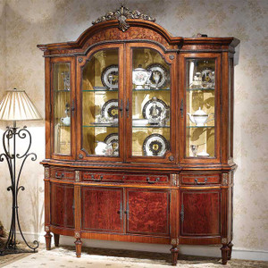 Louis 16th China Cabinet