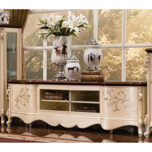 TV Cabinet (center - Egyptian Pearl)