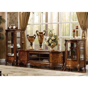 TV Cabinet (Antique Cognac)