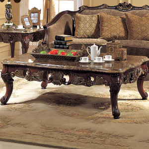 View of the Coffee Table.