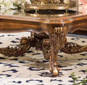 Maurice Coffee Table Leg Detail