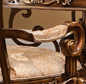 View of the Valentino Arm Chair.