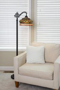 Parisian Floor Lamp in a room setting