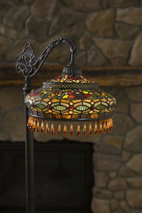 Parisian Floor Lamp Shade