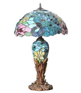 Fantastic Feodora Lamp with light off