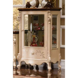 Low Curio Pier in Egyptian Pearl