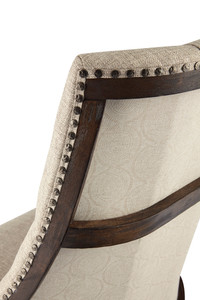 View of the Miabella Tufted Dining Chair
