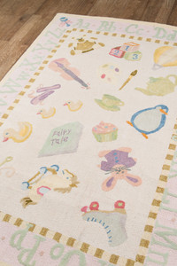 Classic Toys Pink Rug