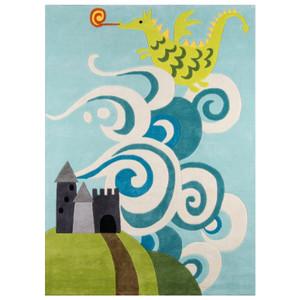 Fairytale Dragon Rug