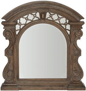 View of the Miabella Arched Mirror