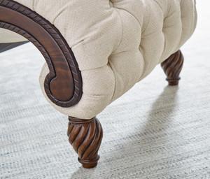 Birchwood Blanc Chaise