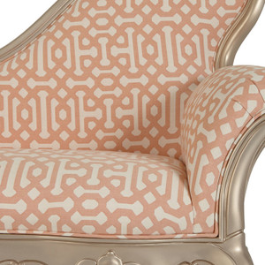 View of the Rosa Chaise.