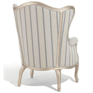 View of the Fiona Wingback Chair