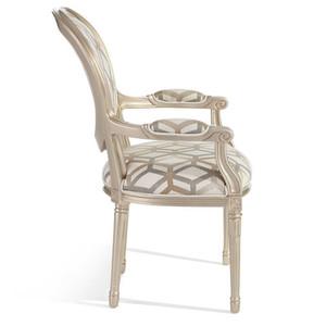 View of the Sasha Arm Chair