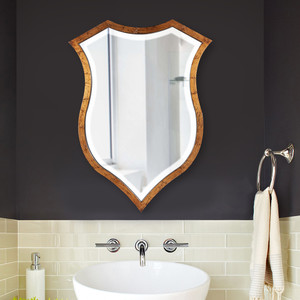 View of the Code of Arms Mirror