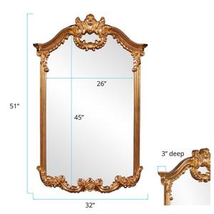 View of the Roman Mirror